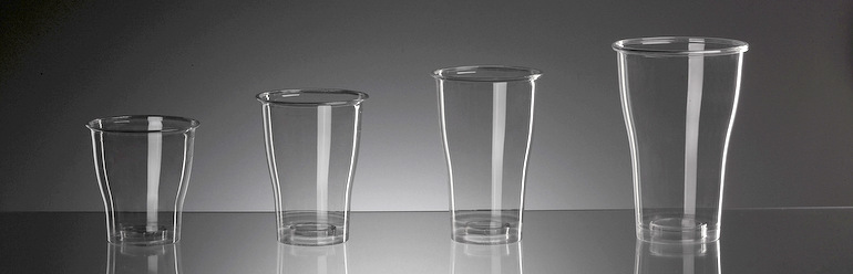 Pulsar Soul, PET Gläser, Biergläser