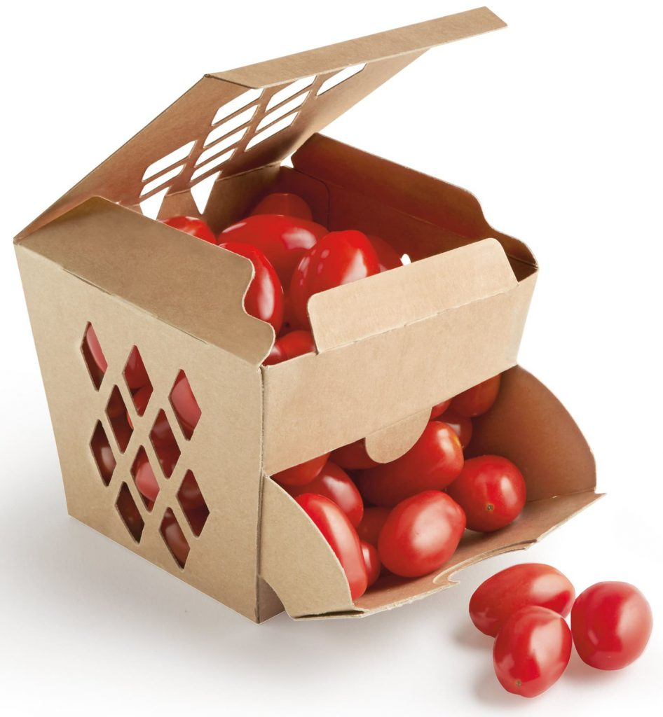 Verpackung-Snack-Gemüse