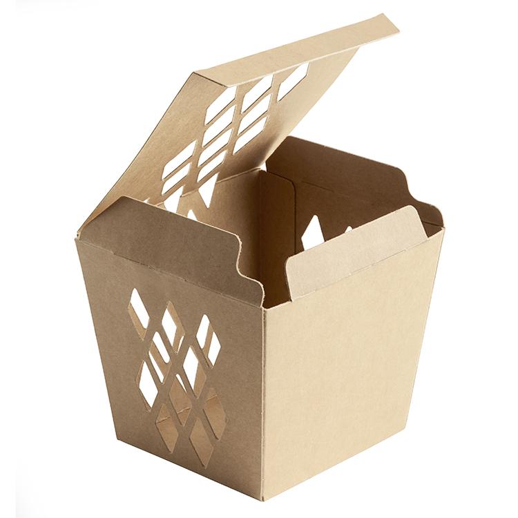 innovative Verpackung für Snack-Gemüse